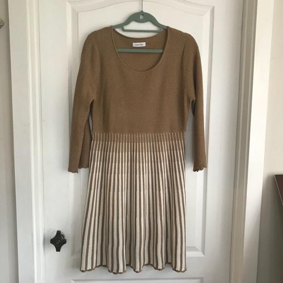 Calvin Klein Dresses & Skirts - Calvin Klein knit dress